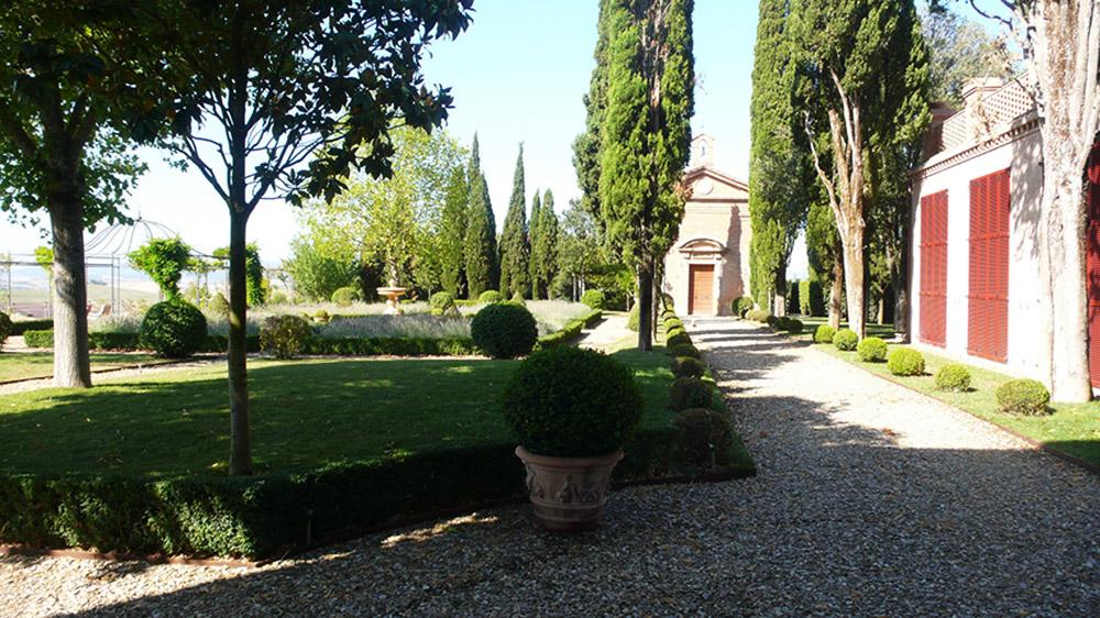 Giardino formale classico, Siena | Stefano Assogna - Garden Tutor