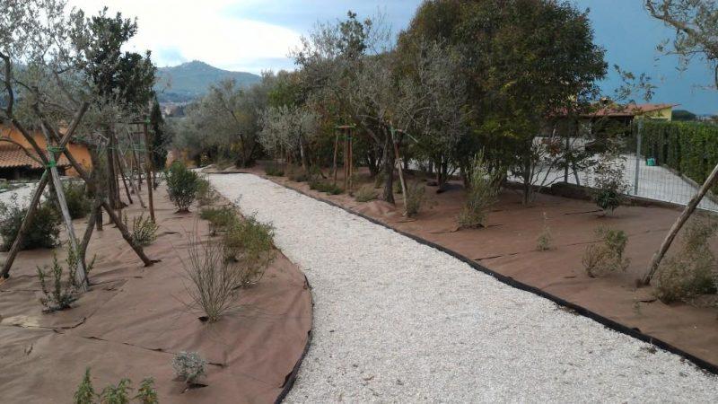 giardino completato